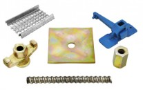 Form-Work Steel Accessories (tie sys.)