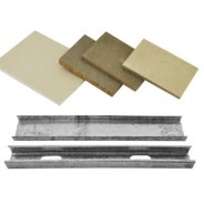 Boards with Profile for Partition & Floors